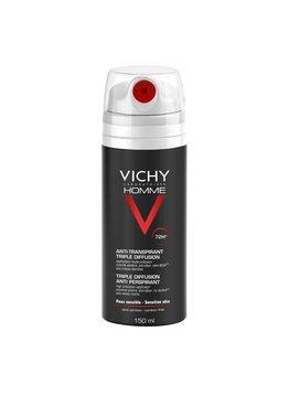 Vichy Vichy Homme Deodorant Triple Spray 72u - 150ml