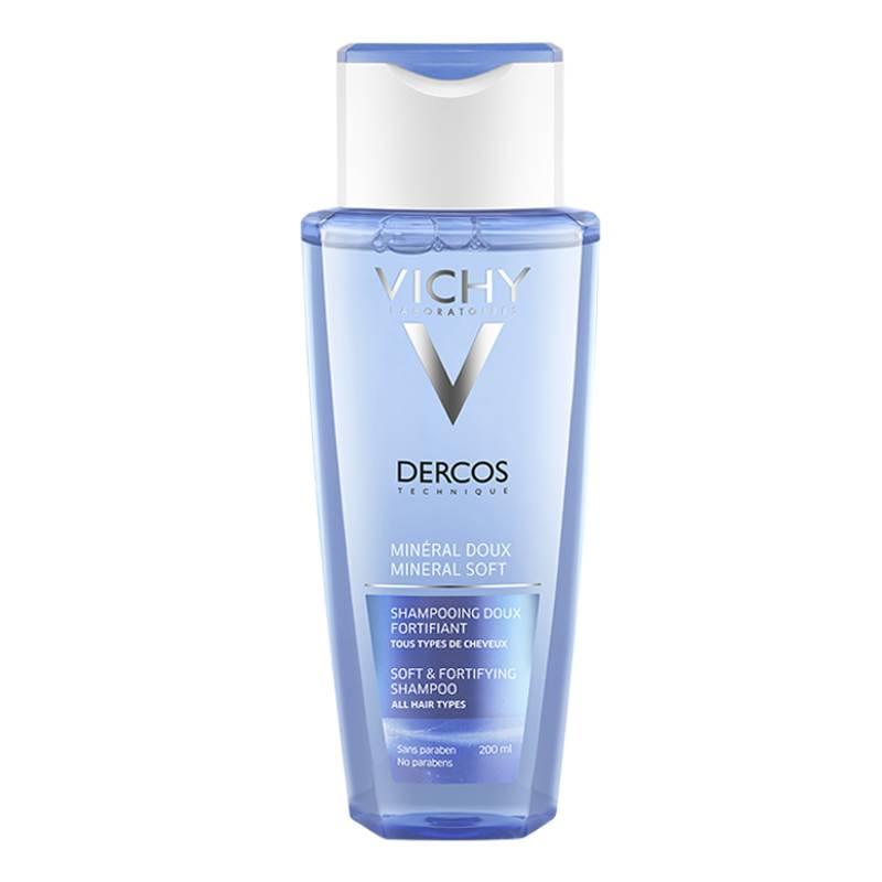 Vichy Vichy DERCOS Verzachtende Mineraal Shampoo - 200ml