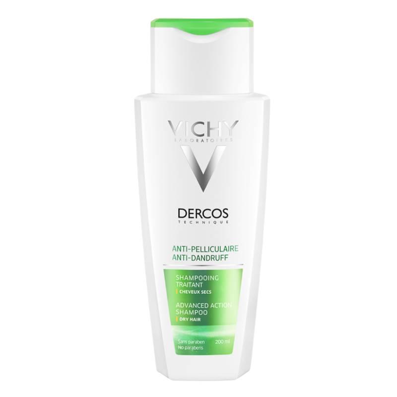 Vichy Vichy DERCOS Anti-roos Shampoo Droog Haar - 200 ml