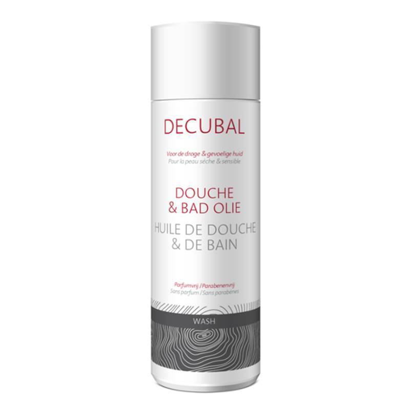 Decubal Decubal Wash Douche & Badolie - 200ml