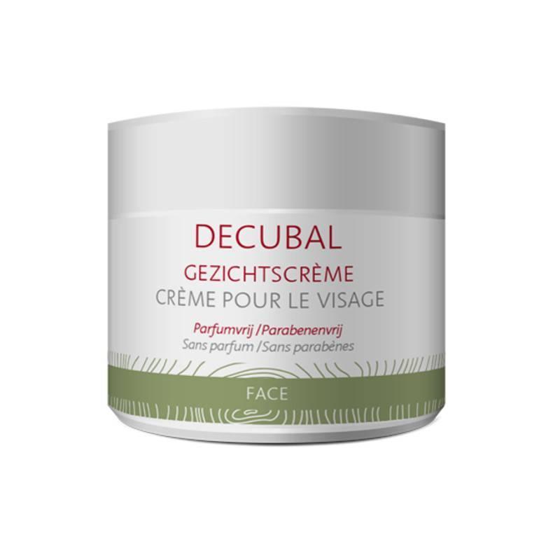 Decubal Decubal Face Gezichtscrème - 75ml