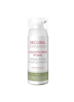 Decubal Decubal Face Gezichtscrème Vitaal - 50ml