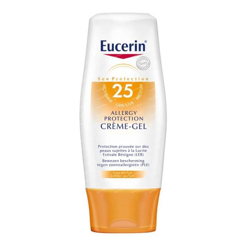Eucerin Eucerin Sun Allergy Protection Crème-Gel SPF 25 - 150 ml