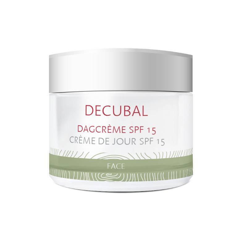 Decubal Decubal Face Dagcrème SPF15 - 50ml