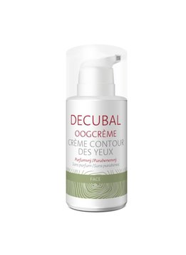 Decubal Decubal Face Oogcrème - 15ml