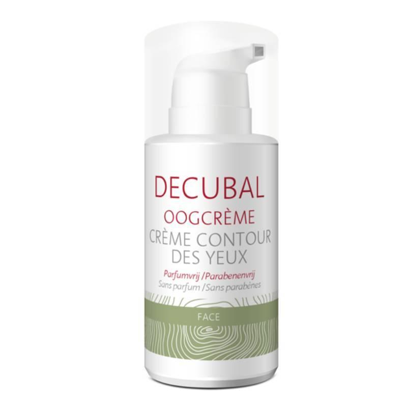 Decubal Decubal Face Oogcrème - 15ml