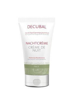 Decubal Decubal Face Nachtcrème - 50ml