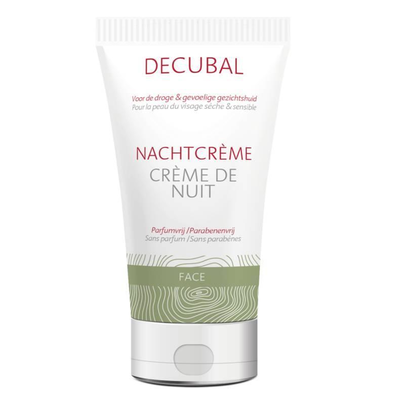 Decubal Decubal Face Nachtcrème - 50ml