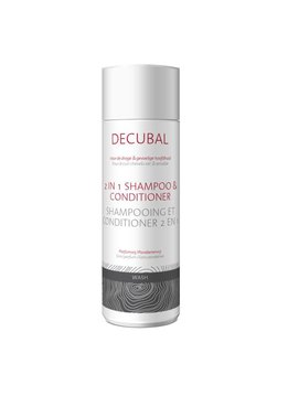 Decubal Decubal Wash 2 in 1 Shampoo & Conditioner - 200ml