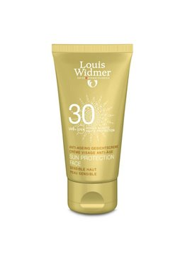 Louis Widmer Louis Widmer Sun Protection Face 30 Licht Geparfumeerd - 50ml