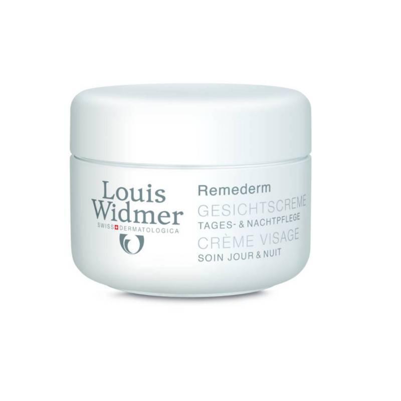 Louis Widmer Louis Widmer Remederm Gezichtscrème Zonder Parfum - 50ml