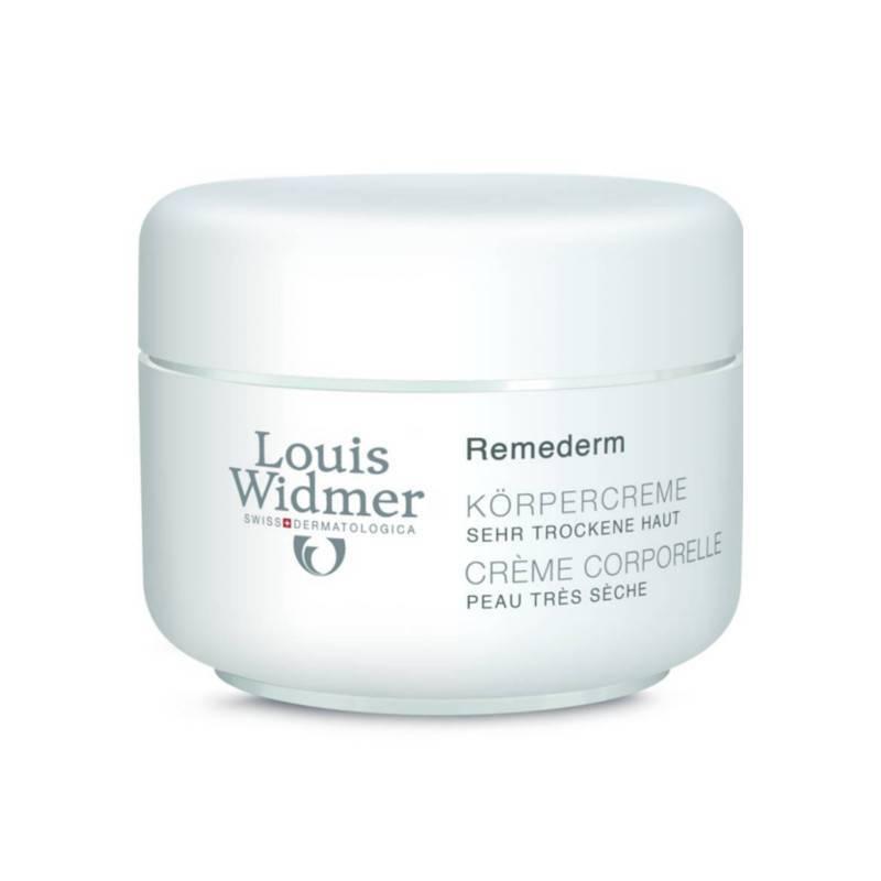 Louis Widmer Louis Widmer Remederm Lichaamscrème Licht Geparfumeerd - 250ml