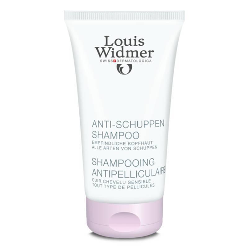 Louis Widmer Louis Widmer Anti-Roos Shampoo Zonder Parfum - 150ml
