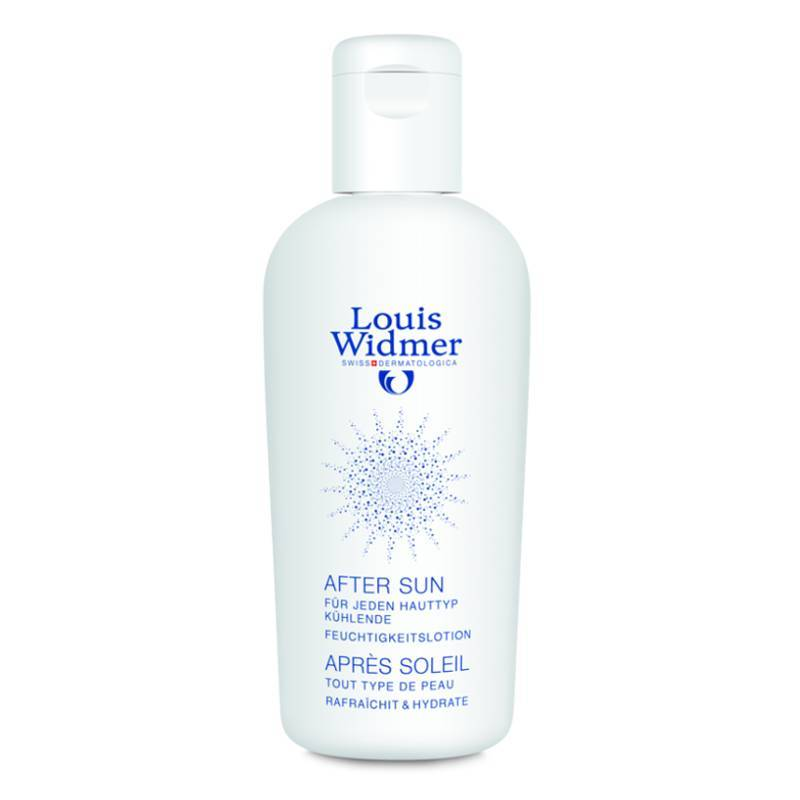 Louis Widmer Louis Widmer After Sun Zonder Parfum - 150ml