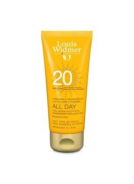 Louis Widmer Louis Widmer All Day 20 Zonder Parfum - 100ml