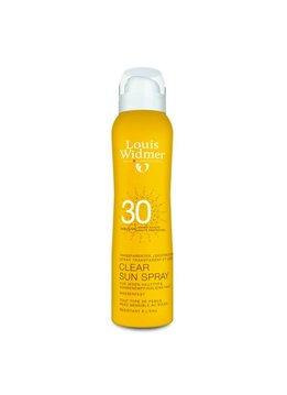Louis Widmer Louis Widmer Clear Sun Spray 30 Licht Geparfumeerd - 125ml