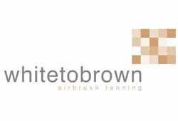 Whitetobrown