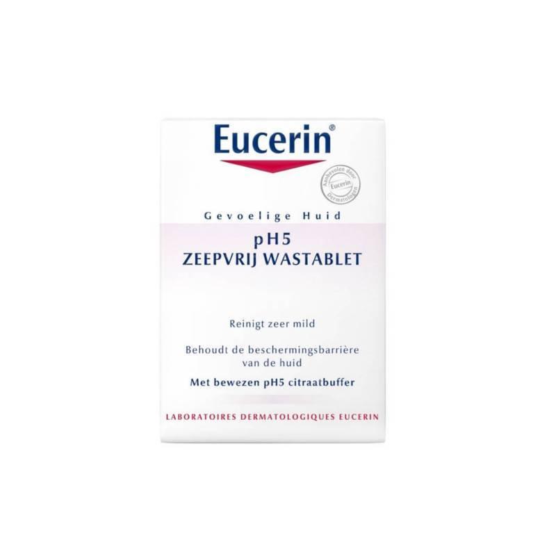 Eucerin Eucerin pH5 Zeepvrije Wastablet - 100gr