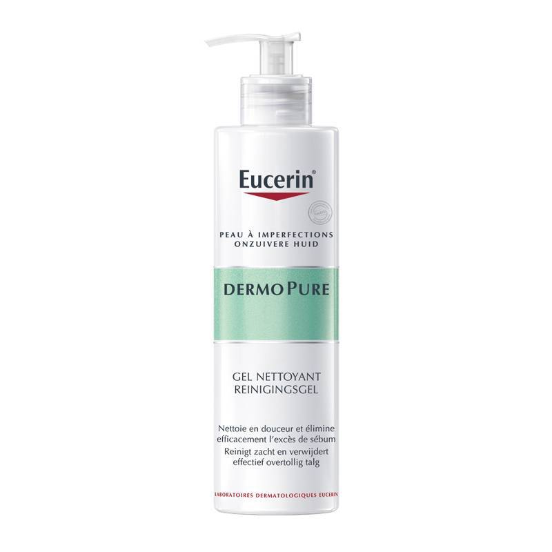 Eucerin Eucerin DermoPure Reinigingsgel - 400ml