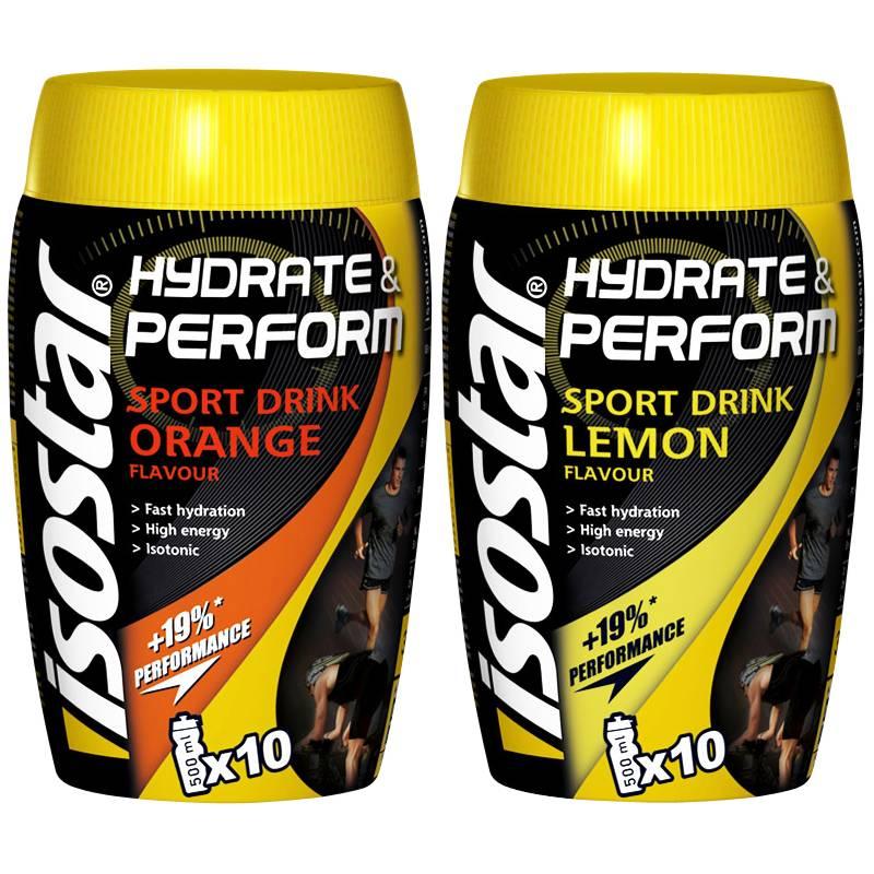 Isostar Isostar Hydrate & Perform Sportdrink - 400g
