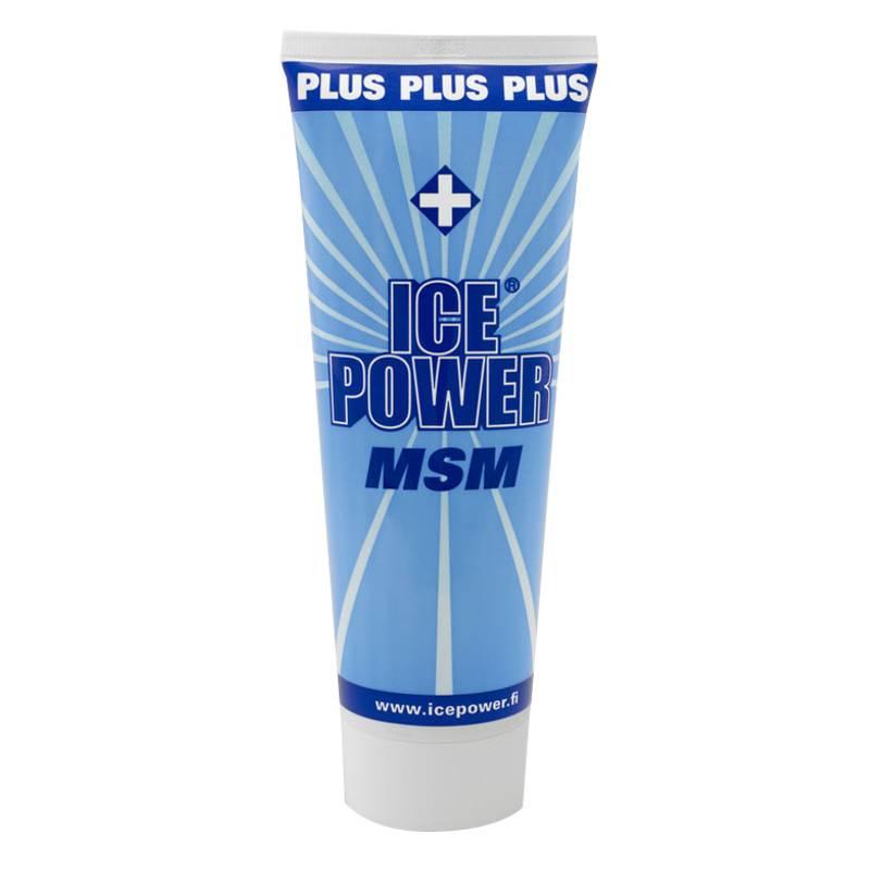 Ice Power Ice Power + MSM Gel 200ml