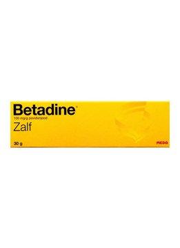 Betadine Betadine zalf - 30g