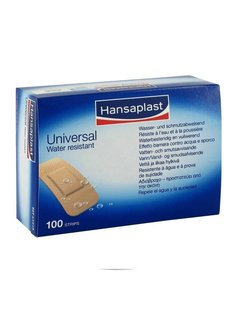 Hansaplast Hansaplast Universal 30x72mm - 100st