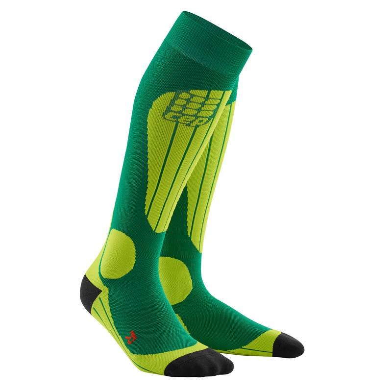 CEP CEP Ski Thermo Socks Heren