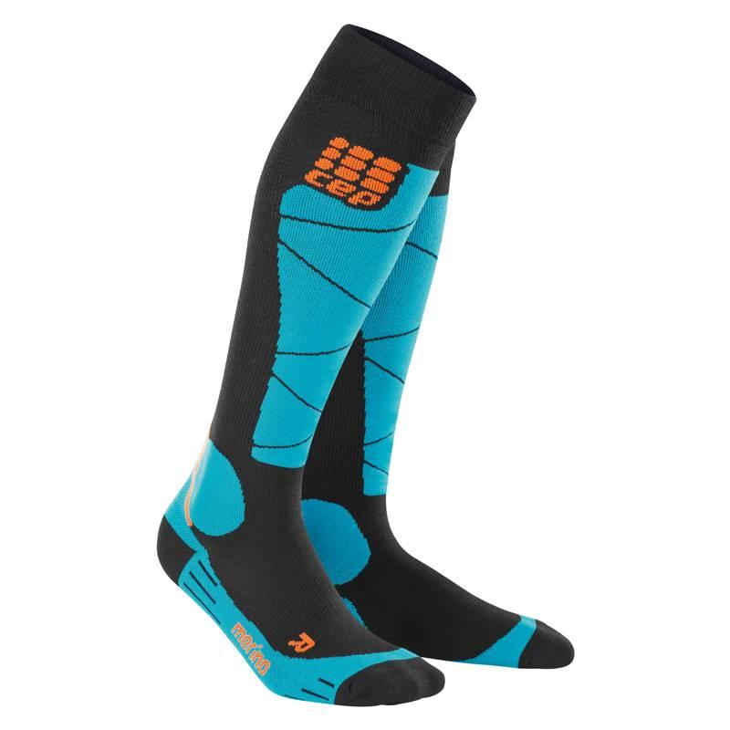CEP CEP Ski Merino Socks Heren