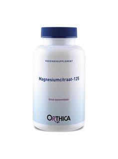 Orthica Orthica Magnesium-125 - 90 capsules