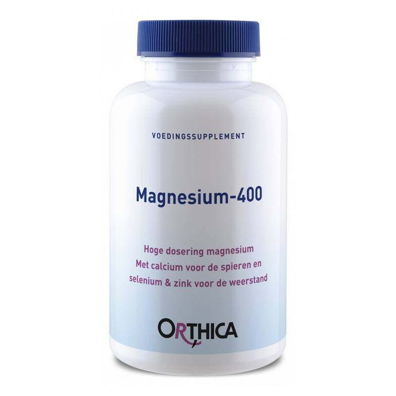 Orthica Orthica Magnesium-400 - 60 tabletten