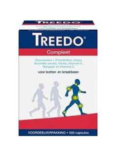 Treedo Treedo Compleet 300 st.