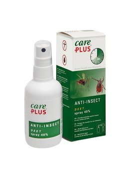 Care Plus Care Plus Anti-Insect Deet Spray 40% - 60ml