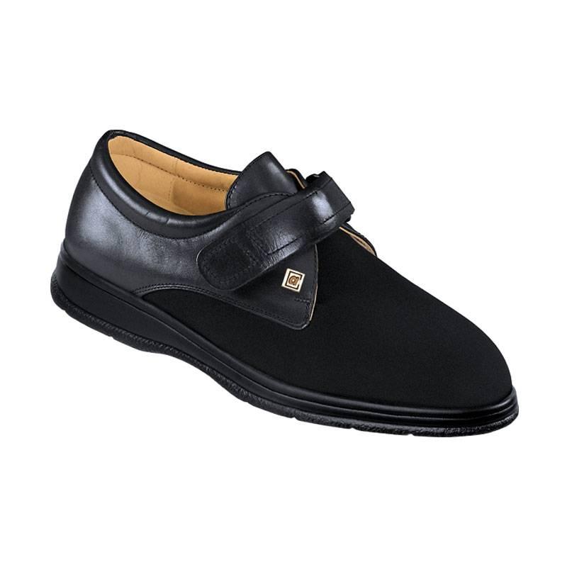 Noir De Chaussures De Confort Nu3DGFVS