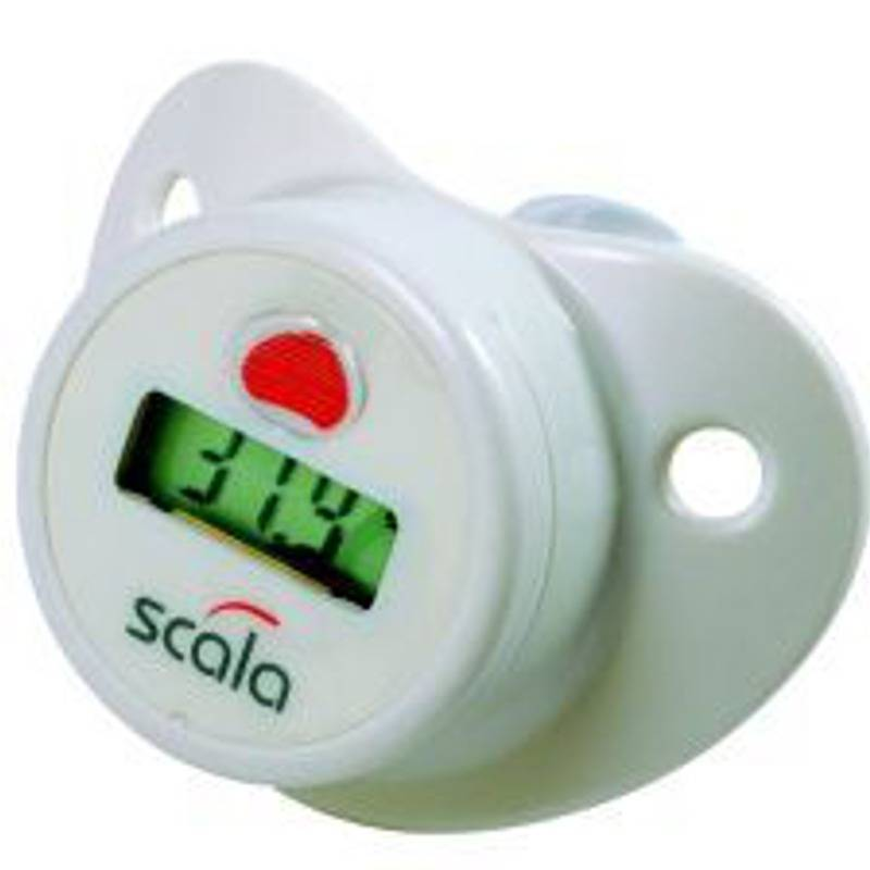 Scala Baby speen thermometer & alarm