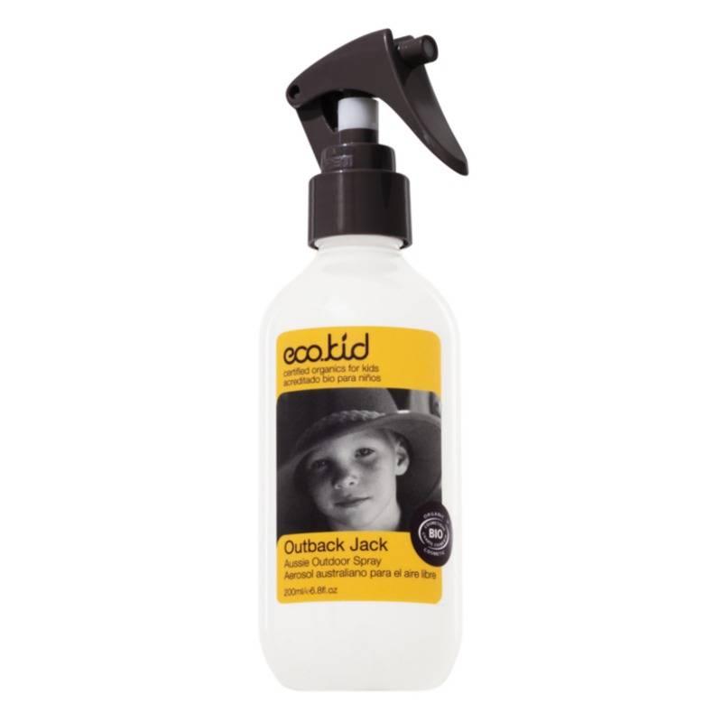 Eco.Kid Eco.Kid Outback Jack Anti-insecten Spray - 200ml