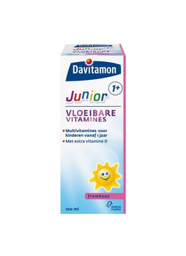 Davitamon Davitamon Junior Vloeibare Vitamines - 100ml