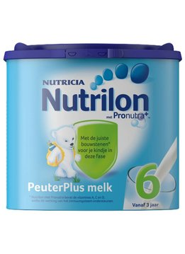 Nutricia Nutrilon 6 PeuterPlus melk - 400g