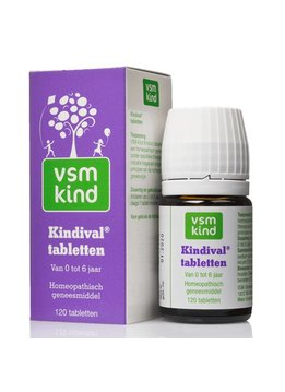 VSM VSM Kindival Tabletten