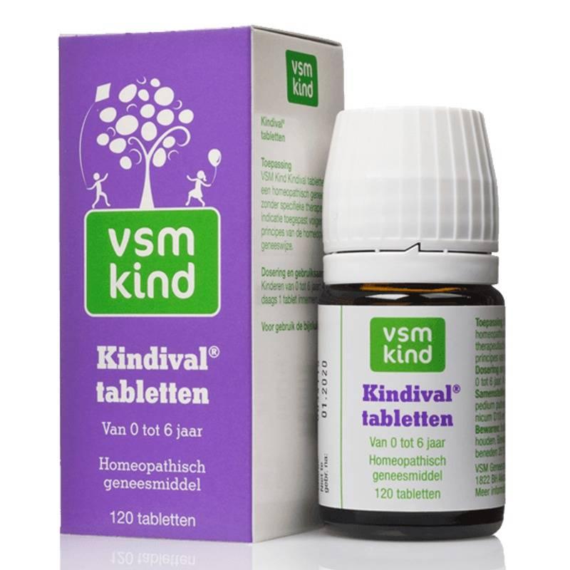 VSM VSM Kindival Tabletten