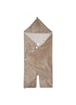 Snoozebaby Snoozebaby Trendy Wrapping Desert Taupe - 1st