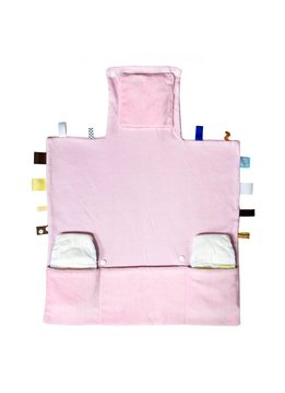 Snoozebaby Snoozebaby Easy Changing Blossom Pink - 1st
