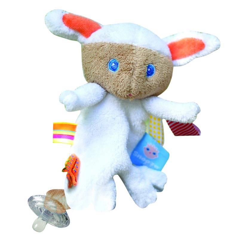 Snoozebaby Snoozebaby Teether Cuddle Mak - 1st