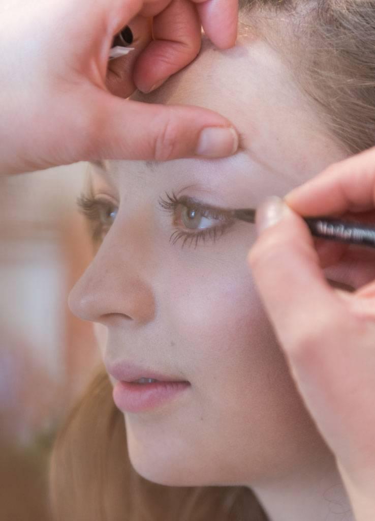 Make-Up Workshop 4 personen