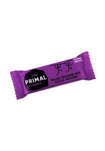 Primal Pantry Cacao Brownie Proteïne Reep - 15% korting