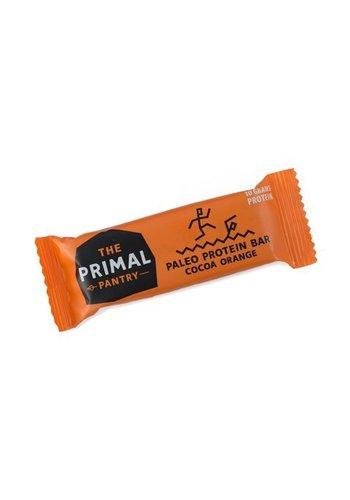Primal Pantry Cacao Sinaasappel Proteïne Reep - 15% korting