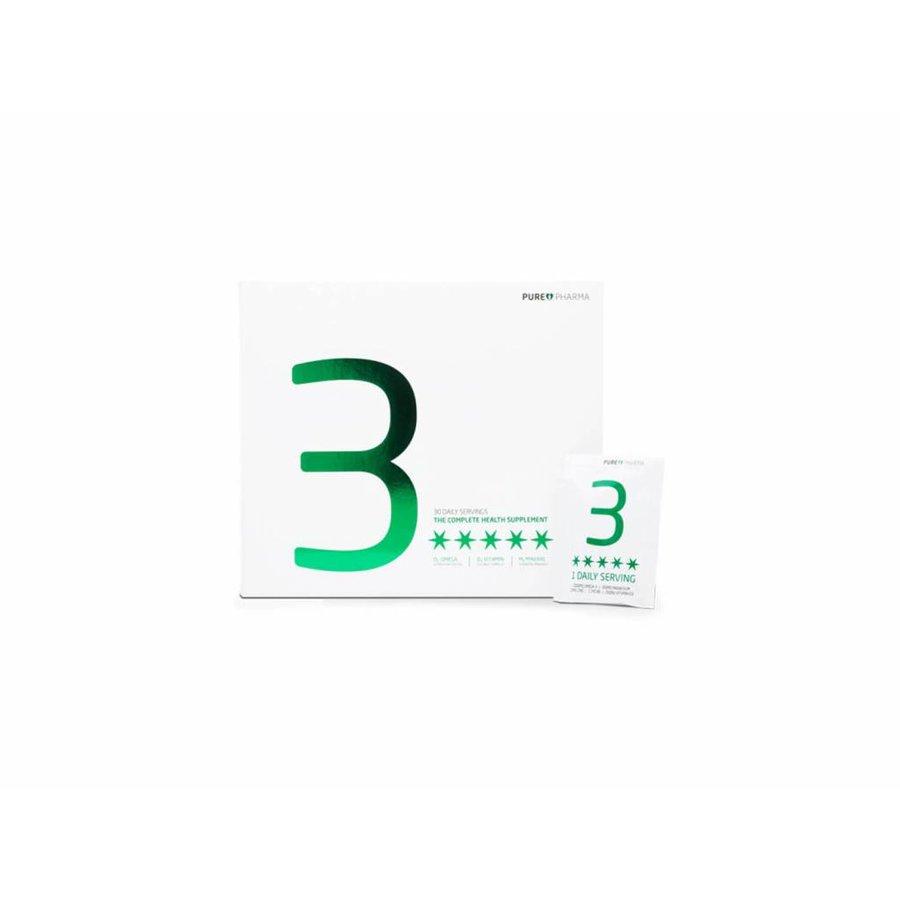 PurePharma-3 - 25% Korting