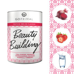 Biet smoothie - Beauty Building Biet & Aardbei
