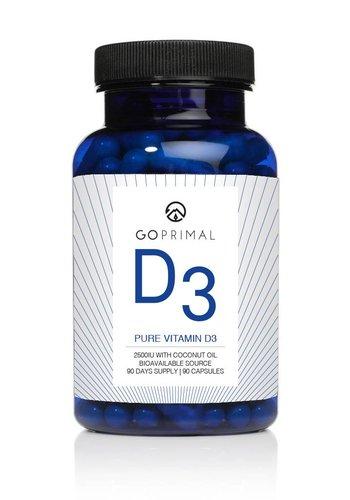 GoPrimal GoPrimal Vitamine D3
