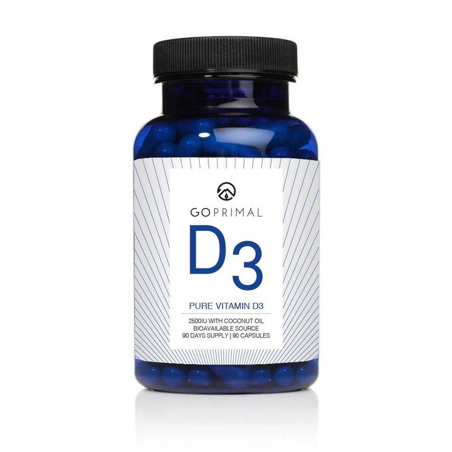 GoPrimal Vitamine D3